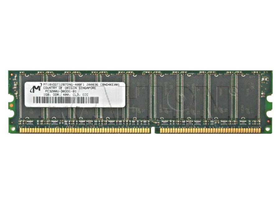ASA5520-MEM-1GB - 1GB ECC Module (PC3200, DDR400MHz) for Cisco ASA